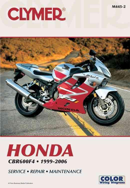 Clymer Motorcycle Repair Honda Cbr600f4 1999 2006 Paperback Softback Overstock Com Shopping The Best Deals On Motorcycl Motorcycle Repair Clymer Honda