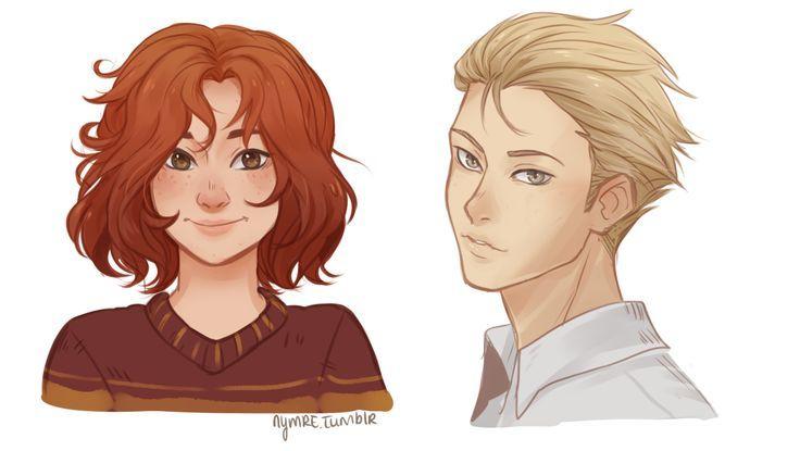 Rose Weasley& Scorpius Malfoy