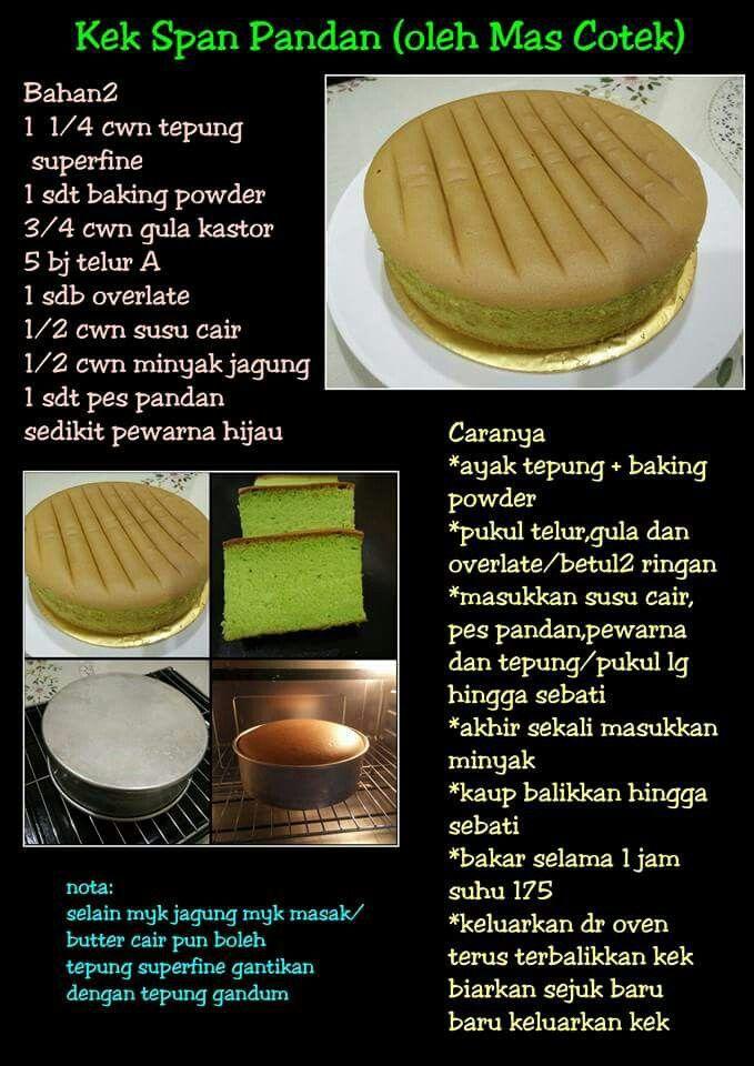 Pin On Resepi Cake Azlina Ina