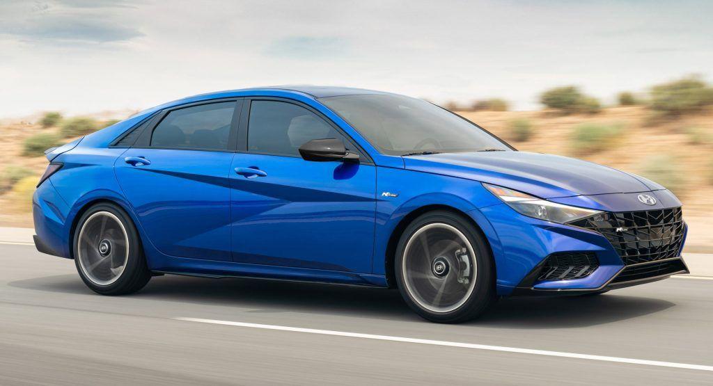 2021 Hyundai Elantra Starts At 19 650 While N Line Costs 24 100 Carscoops Hyundai Elantra Elantra Hyundai