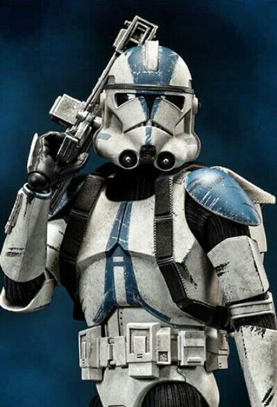 clone trooper six scale star wars pinterest krieg. Black Bedroom Furniture Sets. Home Design Ideas