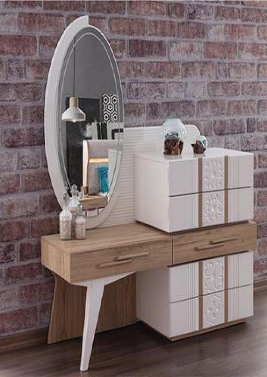 46 Cool Bedroom Tv Wall Design Ideas | Modern dressing ...
