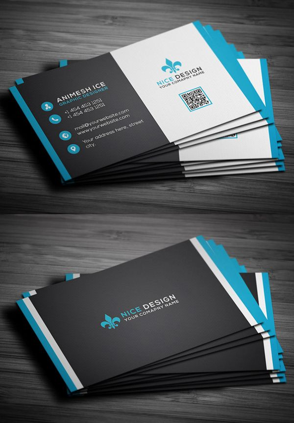 Free simple business card template business cards design free simple business card template cheaphphosting