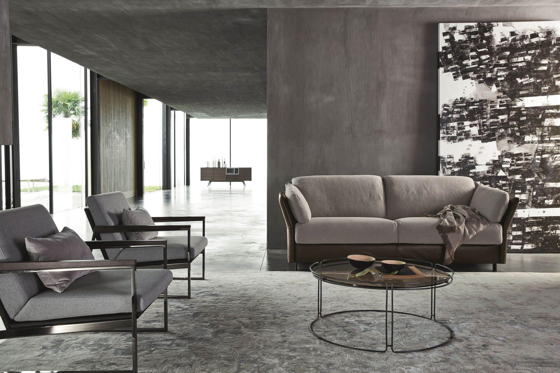 Modelli Divani Ad Angolo.Kanaha Ditre Italia Design Divano Idee Per Decorare La Casa