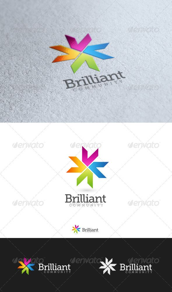 brilliant ideas star graphicriver ideal for this is a awesome logo for design printing and. Black Bedroom Furniture Sets. Home Design Ideas
