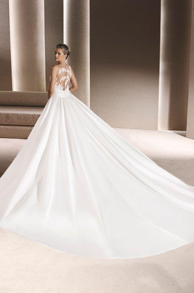 Brautkleider von La Sposa - Model Raila | Brautkleider//wedding ...