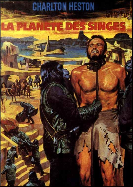 la planete des singes 1968 dvdrip