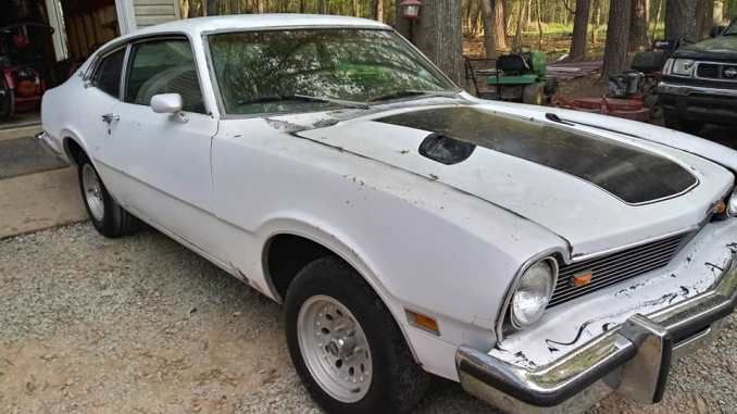 1974 Ford Maverick Grabber For Sale In Durham Nc In 2020 Ford