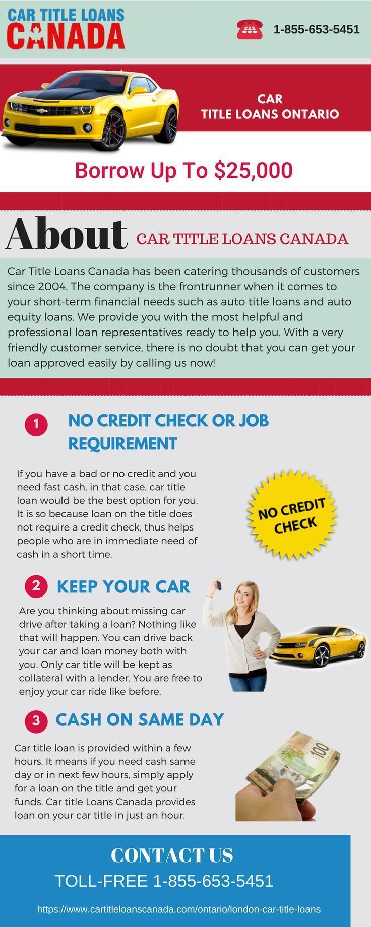 Car Title Loans Canada Is A Good Solution For Lending Car Title Loans In Ontario Car Title Loan Car Loans