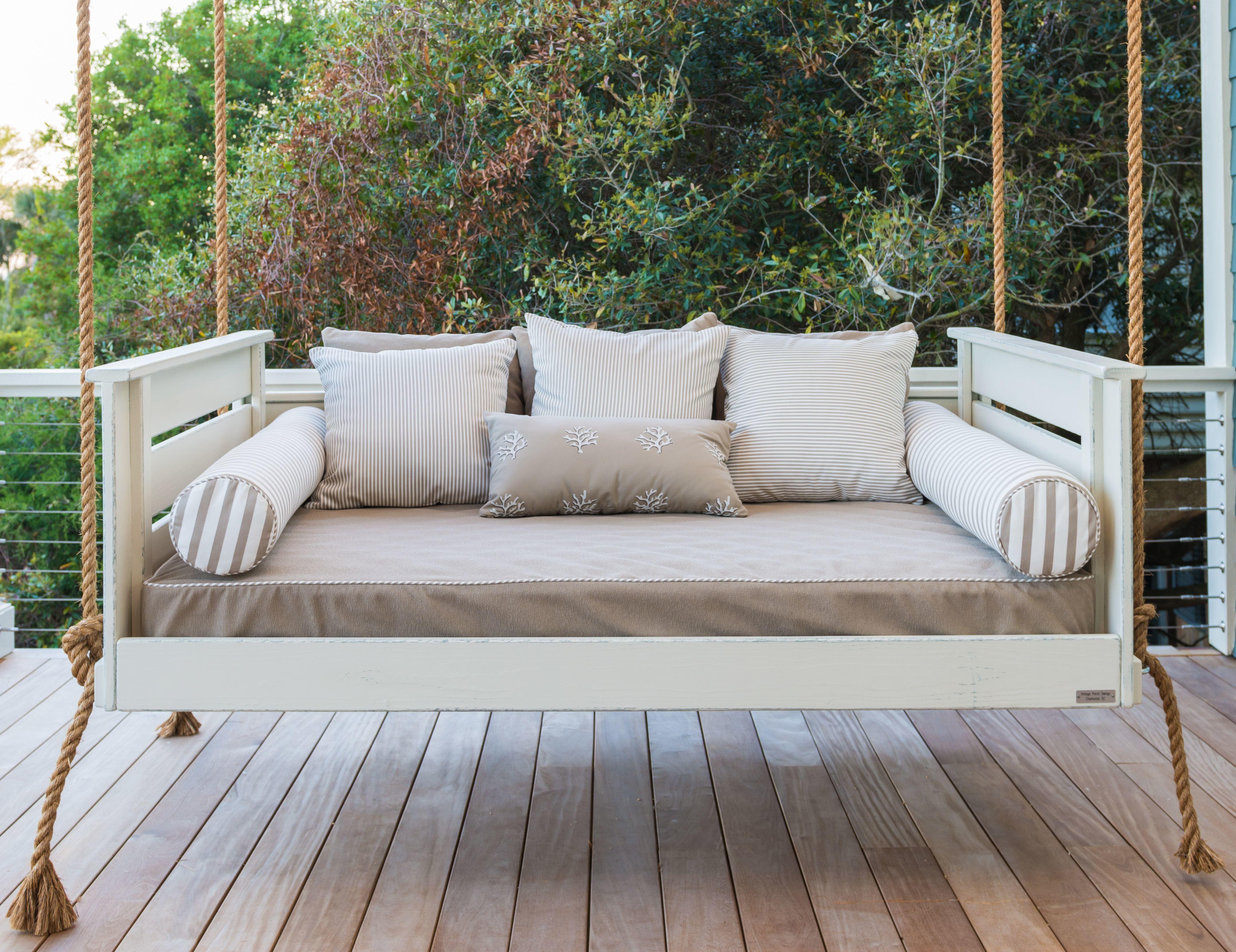 12 Free Porch Swing Plans Vintage Porch Swings Porch Swing Porch Swing Bed