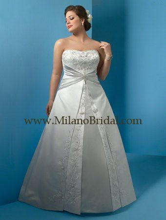 Alfred Angelo 2023W Plus Size Bridal | Alfred Angelo | Flattering ...