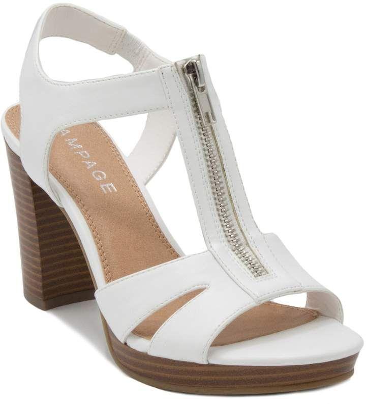 Rampage Preeta Women's High ... Heel Sandals perfect cheap online kEs2iLHBoC