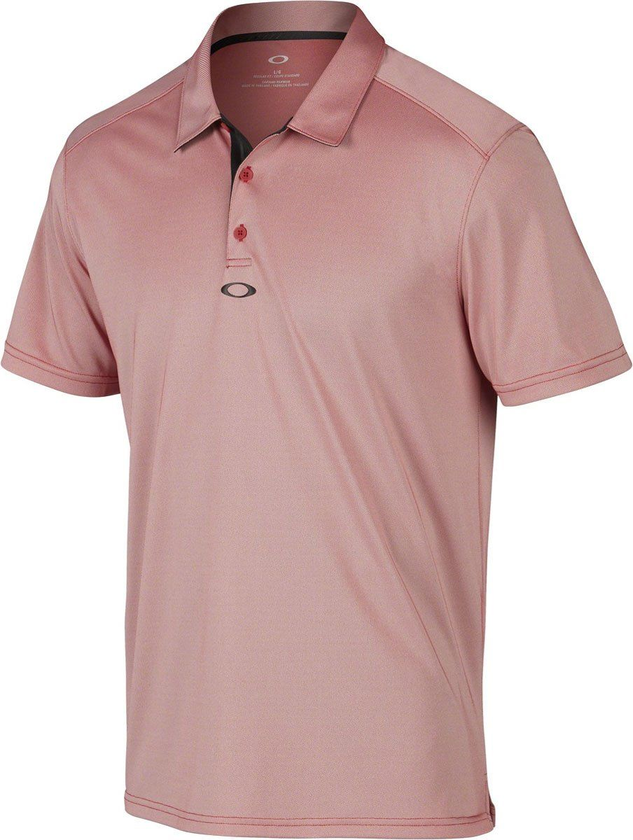 7911a599a72 Oakley Mens Crafted Polo Large Red Line -- Be sure to check out this awesome