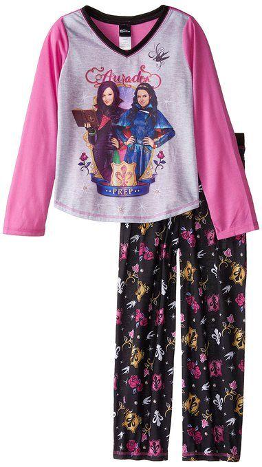 Disney Girls/' Descendants 2pc Pajama Tank Set