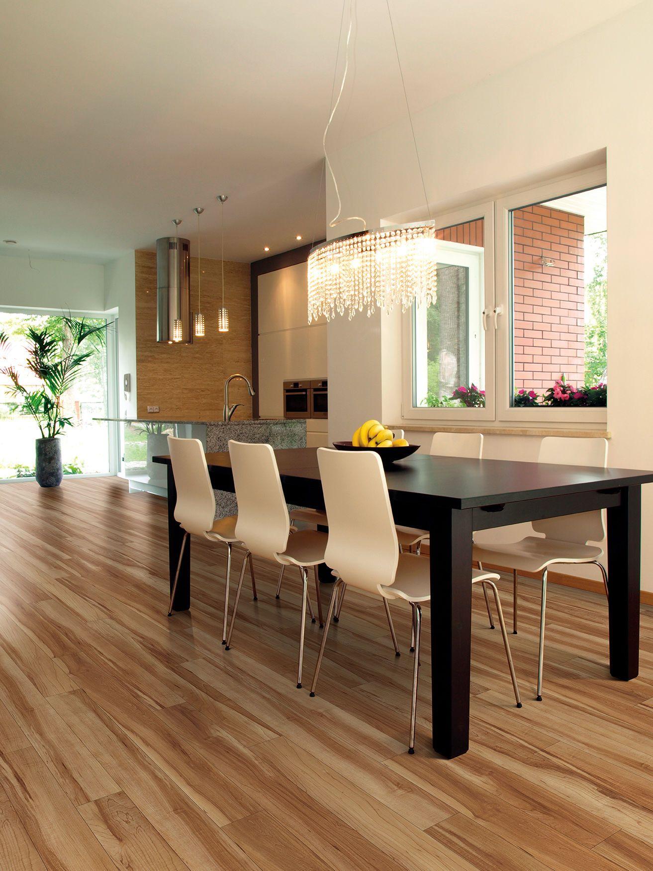 "US Floors COREtec Plus 5"" Red River Hickory Bone Inlay"
