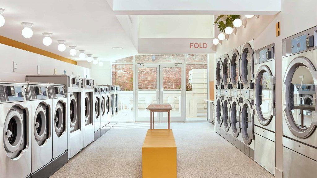 Is Buying Laundromats For Sale The Right Business Move For You In 2020 Laundry Shop Laundromat
