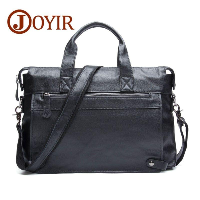 Men Shoulder Messenger Bag Male Leather Crossbody Bags Man Travel Briefcase New