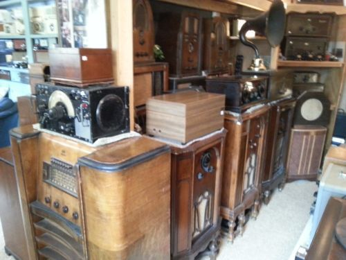 Antique-Radio-Collection-select-any-4-pieces