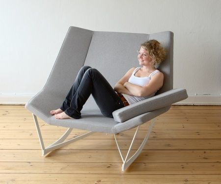 Comfy looking chair.