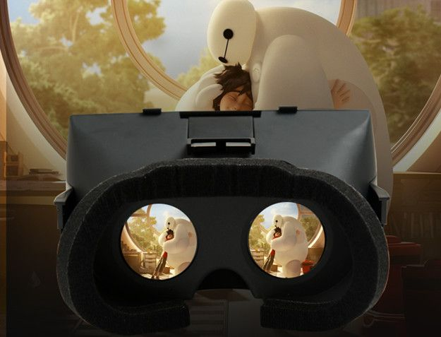 new product 3D VR glasses for mobile phone 4.5~6| Buyerparty Inc.