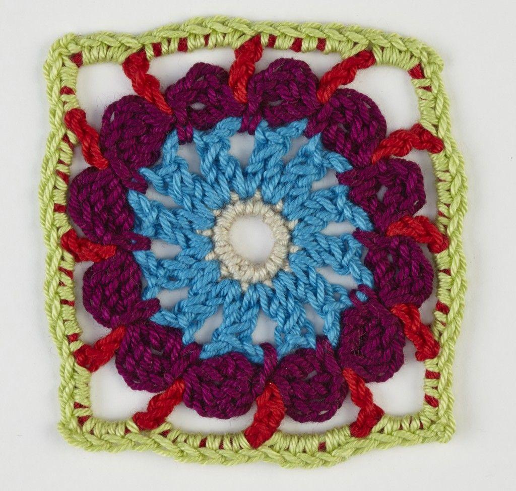Granny Constance | Crochet Motifs | Pinterest