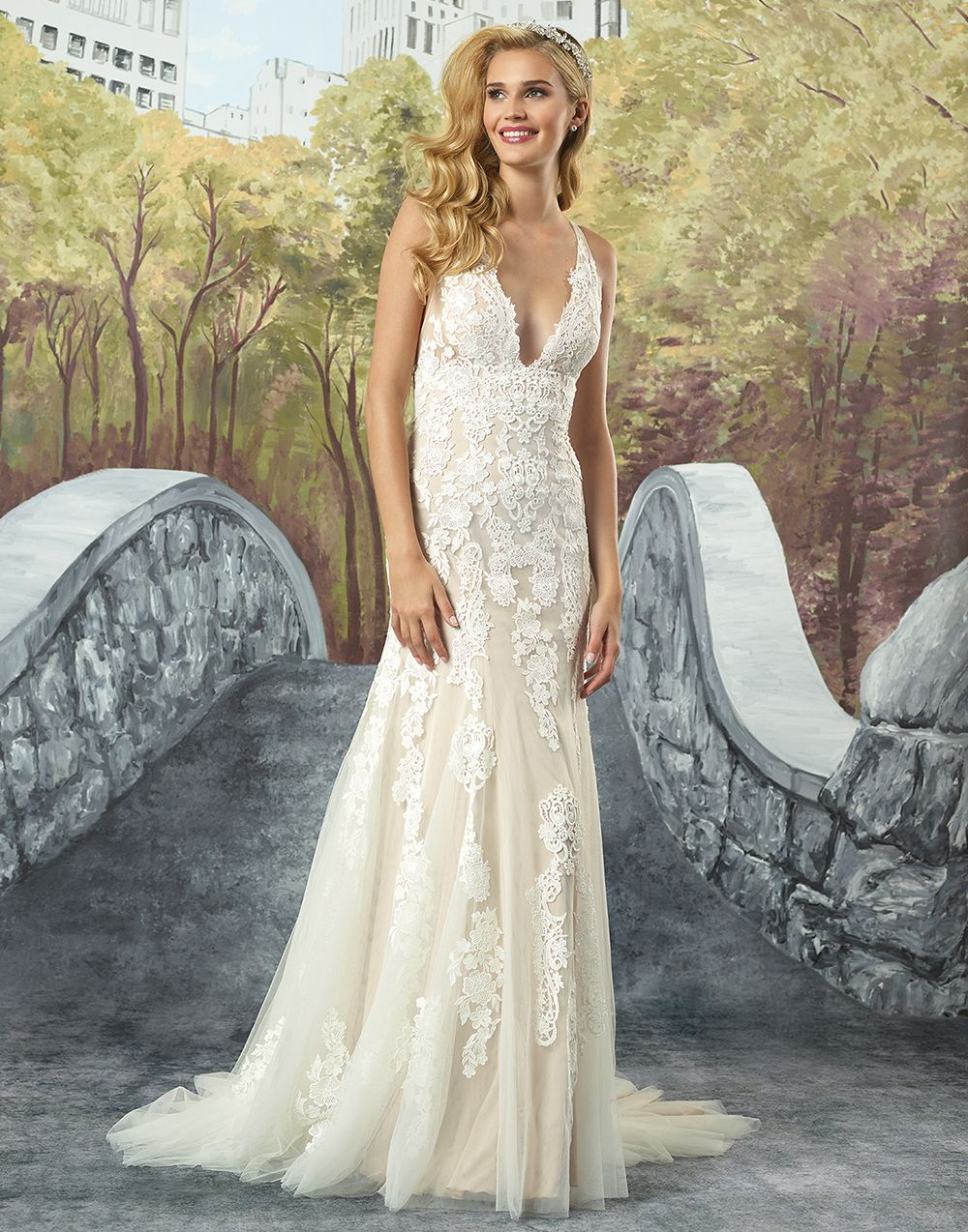 Justin Alexander wedding dresses style 8919 | Bridal gowns, Gowns ...