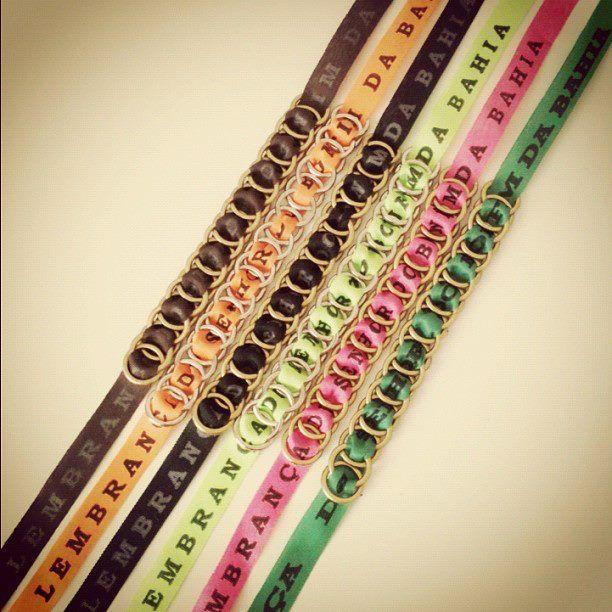 bonfim bracelets