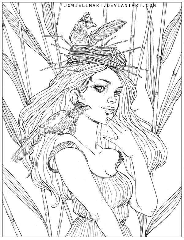 Pin de Lena E en Colouring pages | Pinterest | Dibujo