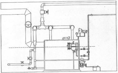 The importance of near-boiler piping in a steam system