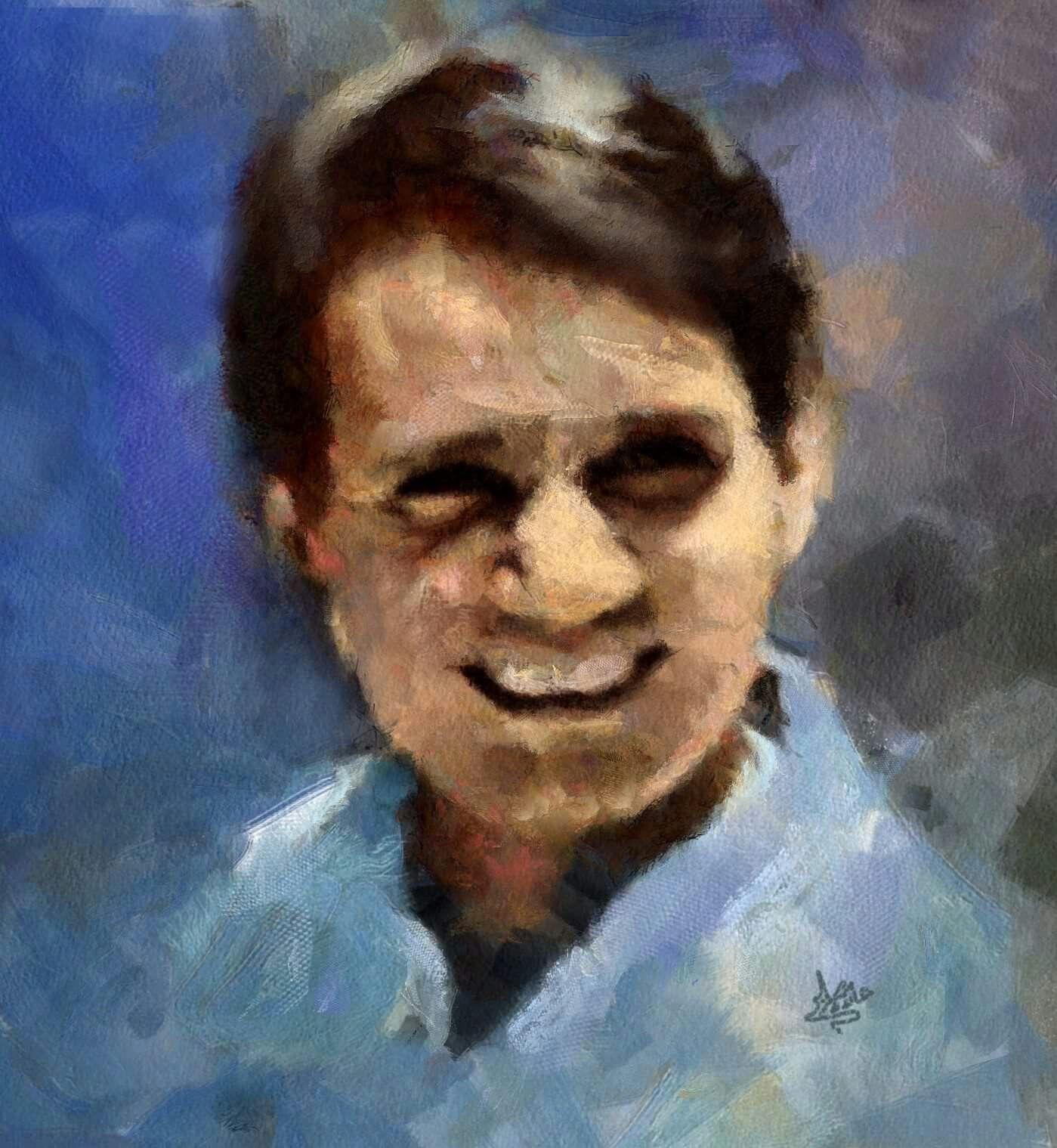 عبد الحليم حافظ Egyptian Art Painting Art