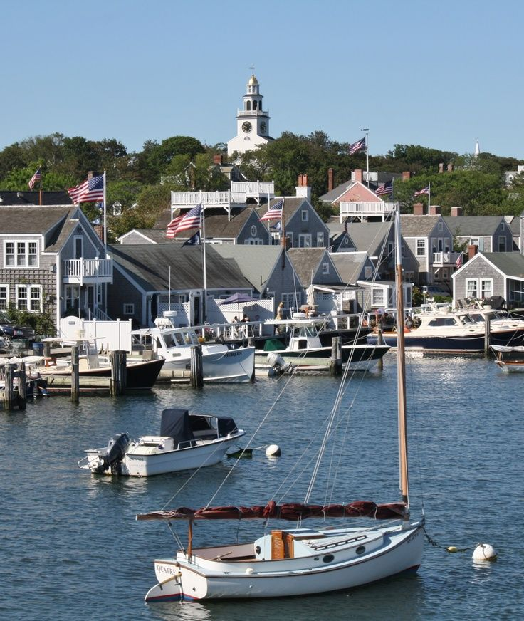 Things To Do In Cape Cod In July: Nantucket Island, MA - I Want To Live Here.
