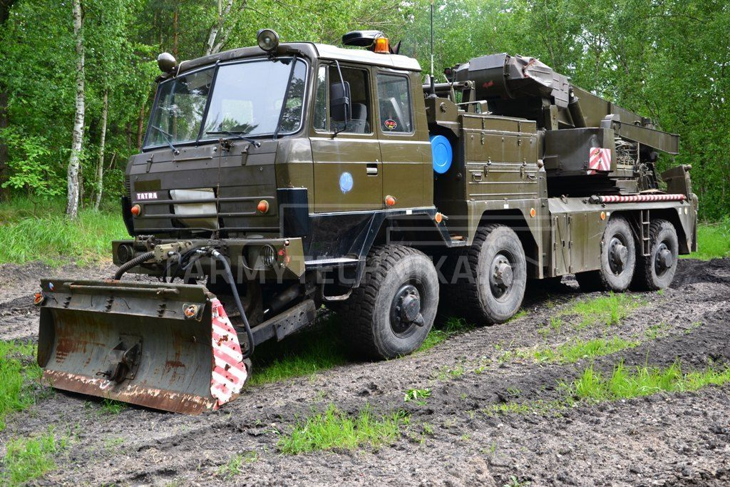 tatra av 15 heavy recovery truck google s gning army. Black Bedroom Furniture Sets. Home Design Ideas