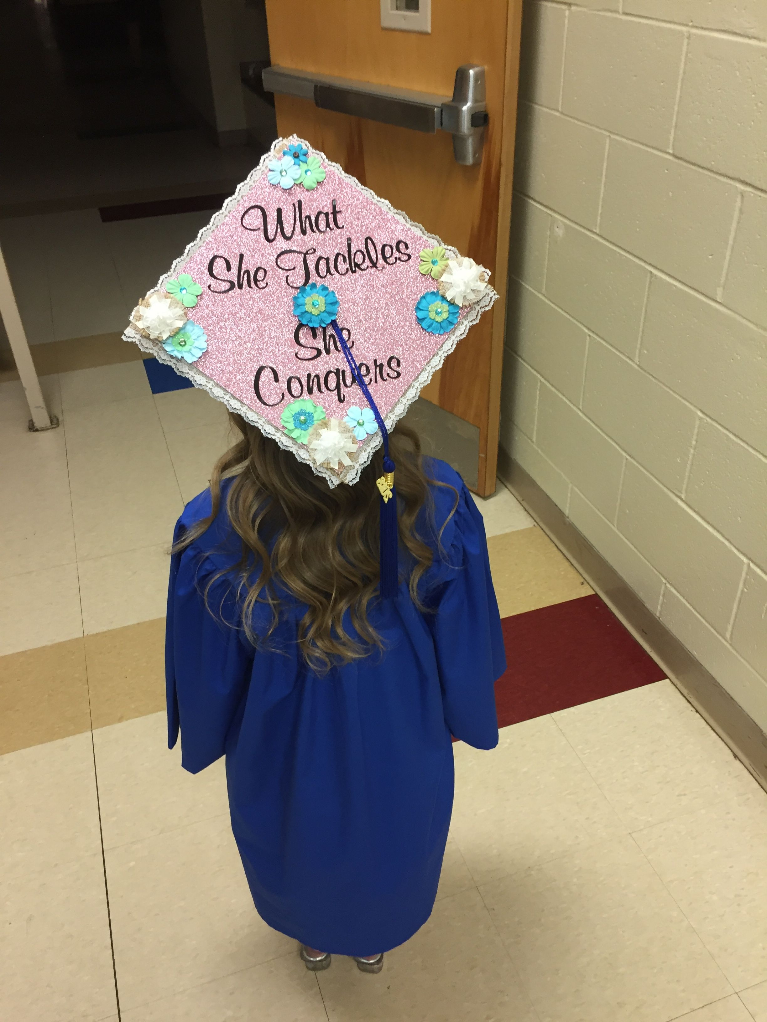 Graduation Cap Vpk Preschool With Images