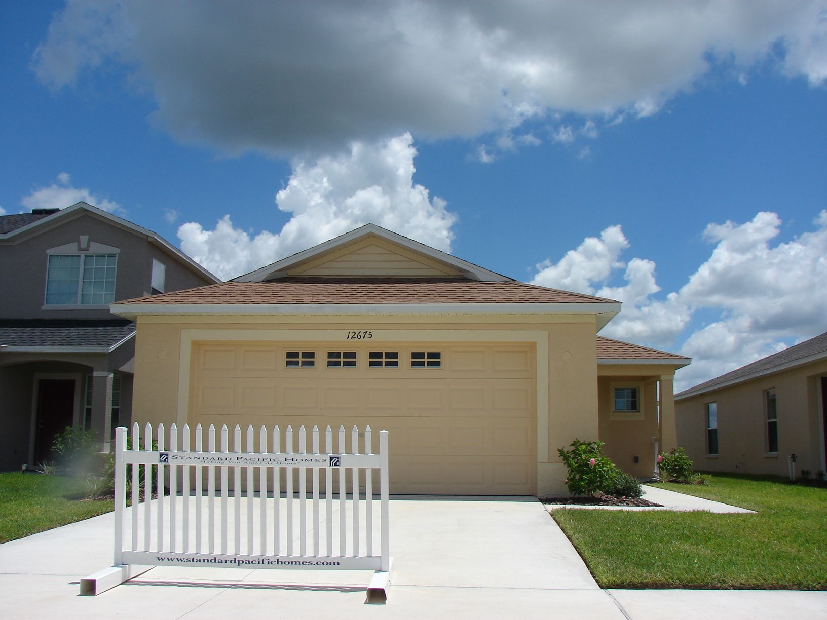 Panther Trace. BRAND NEW Standard Pacific Homes Santa Fe! Energy ...