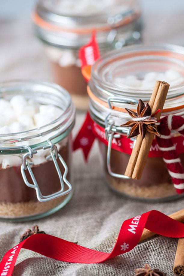 frances atkins spiced hot chocolate kit recipe pinterest gift handmade christmas and jar