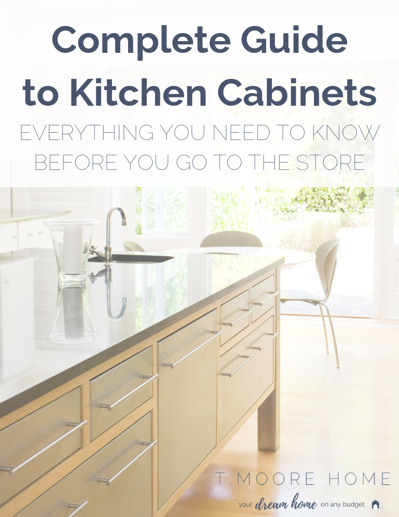Kitchen Renovation Checklist Complete Guide To Buying Kitchen Cabinets T Moore Home Design Diy And Affordable Decorating Ideas Kitchen Cabinets Kitchen Renovation Kitchen Design