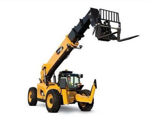 Cat telehandler repair manual transmission