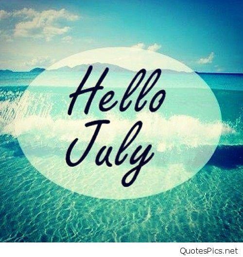 Gentil Hello July