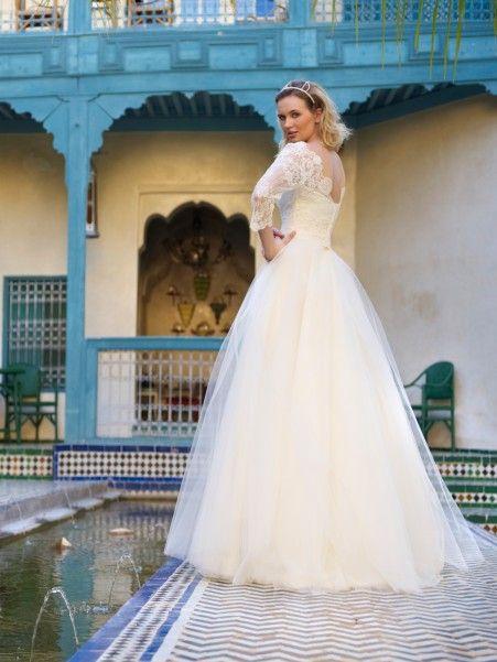 Bardot Long with Yasmin Shrug Back - Stephanie Allin