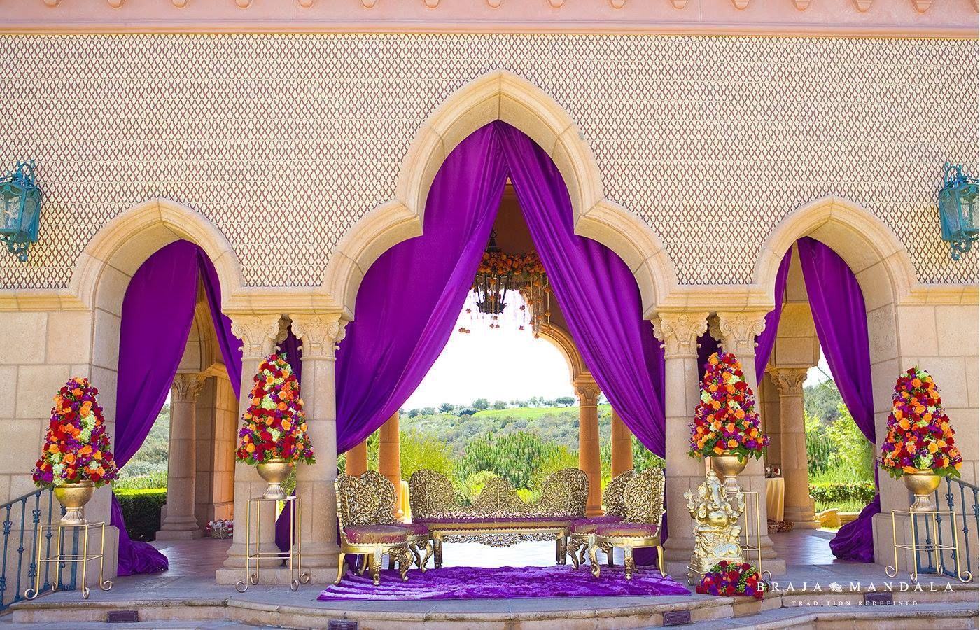 Nigerian wedding stage decoration  Spectacular  Check out more incredible image from this outdoor