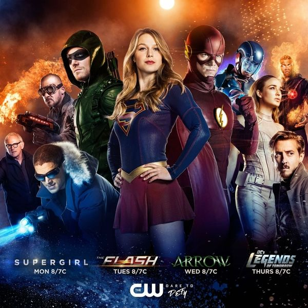 Full Episode Synopses For The Cw S Dc Invasion Crossover With