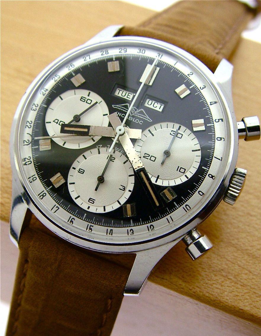 Vintage watches on ebay will