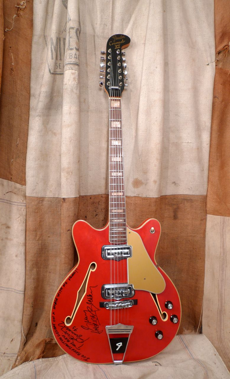 fender jaguar jazzmaster wiring diagram fenderjaguar 1966 fender coronado xii red > guitars electric semi hollow body southside guitars
