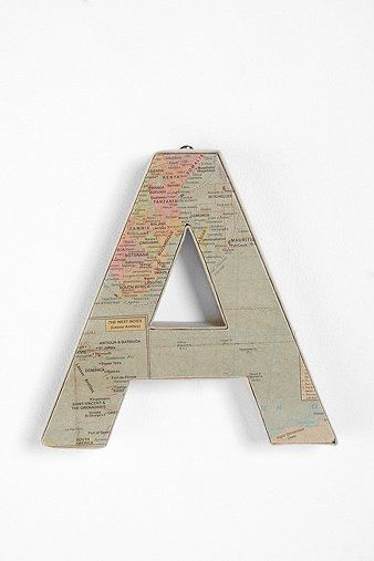 Around the World Letter