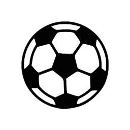 Football Black And White Icon Svg Picture Black And White Football Black And White Football Icon