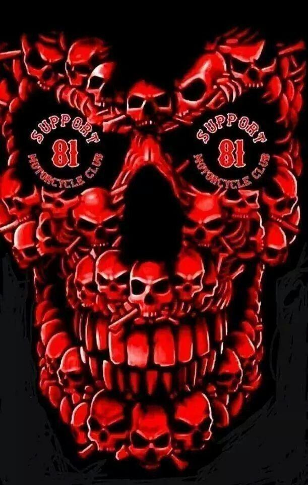 Cleveland Chapter | Hells Angels | Hells angels, Skull