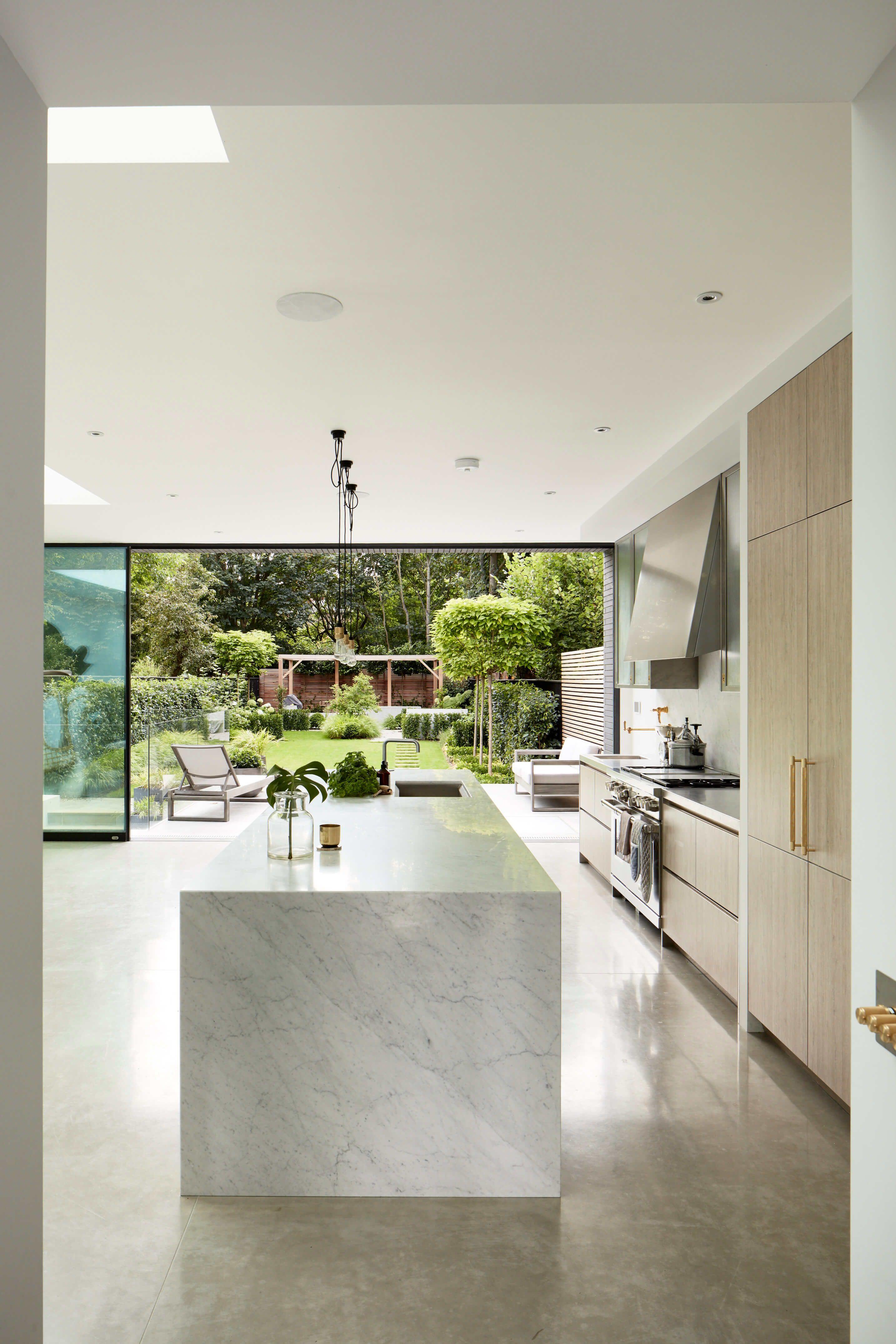 Matrix Contemporary Luxury Designer Kitchen London