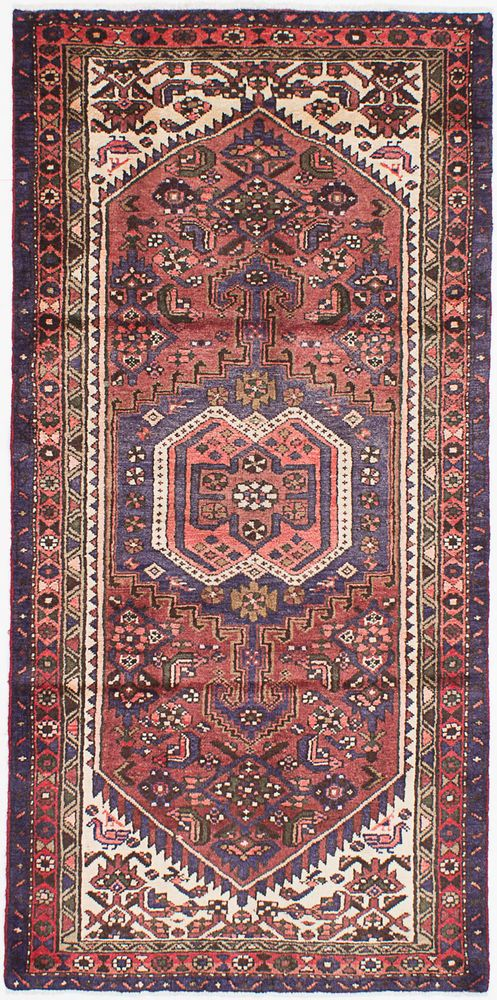 Hand Knotted Persian Carpet 3 6 X 7 1 Wool Rug Ed Home Garden Rugs Carpets Area Ebay