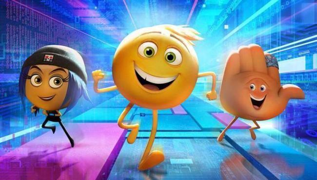 Watch The Emoji Movie First Teaser Trailer Emoji Movie