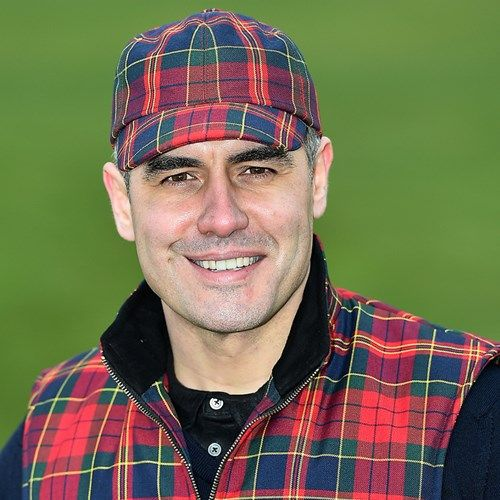 Tartan Golf Cap from ScotlandShop.com bf3cd8d3261b